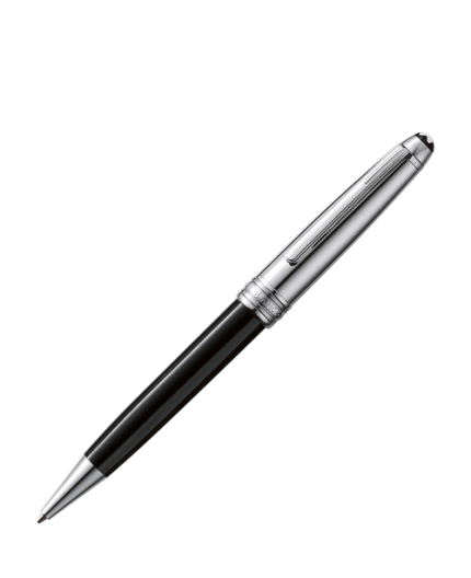 Meisterstuck Solitaire Douè Classic - STAINLESS STEEL - MINE BEARER MONTBLANC