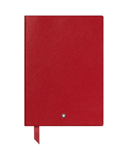 NOTEBOOK 146 RED - MONTBLANC