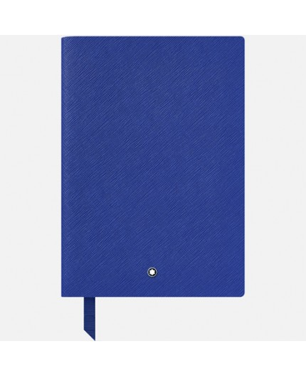 ELECTRIC BLUE 146 NOTEBOOK - MONTBLANC