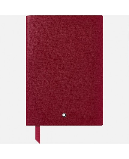 CARMINO RED NOTEBOOK 146 - MONTBLANC
