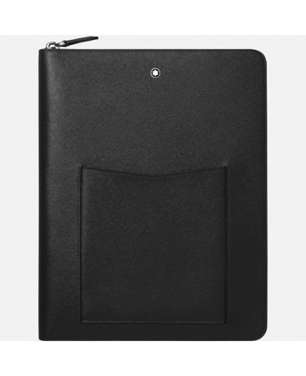A4 lock holder with Tailor Black MONTBLANC